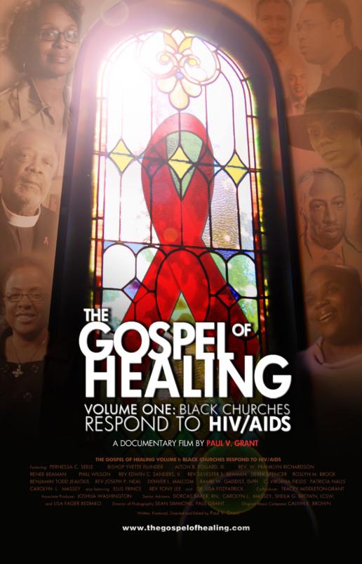 The Gospel of Healining Vol I Poster