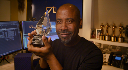Ascender Films, Inc Founder, Paul Grant receives 2020 Award from The Balm In Gilead, Inc.